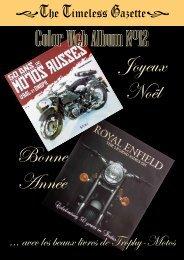 ... avec les beaux livres de Trophy-Motos - Les vestes Belstaff en ...