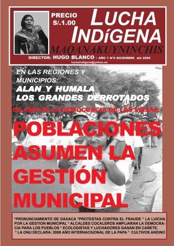 LUCHA INDIGENA 9.pdf - Centro de Documentación Ñuke Mapu