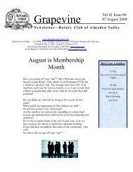 gv 07aug09.pub - The Rotary Club of Almaden Valley