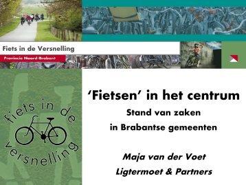 Fiets in de Versnelling - Provincie Noord-Brabant