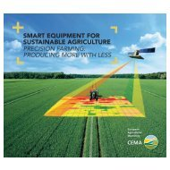 Smart equipment for sustainable agriculture.pdf - CEMA
