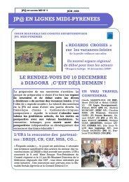 bulletin UR 5 - La Jeunesse au Plein Air