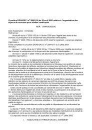 Circulaire DGAS/SD 3 n°2006-190 du 28 avril 2006 - Handipole