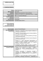 Tibiletti Maria Grazia - Ospedale di Circolo e Fondazione Macchi