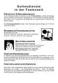 Pfarrbrief Nr. 28 - kath. Pfarrgemeinde St. Johannes - Page 3