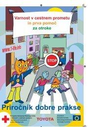 Priročnik dobre prakse - first aid education