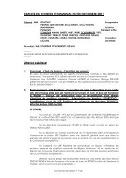 PV 11-12-05 - Sans huis clos - Marche-en-Famenne
