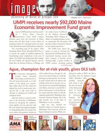 Image - University of Maine at Presque Isle