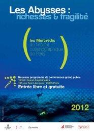 Programme complet en pdf téléchargeable. - Etudiantdeparis.fr