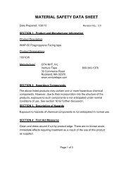 1551CW MSDS.pdf - Venture Tape
