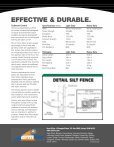 Prefabricated Silt fence - Armtec - Page 2