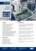 STG-600 - BARTH Elektronik GmbH - Seite 3