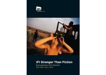 2010 - Irish Film Institute