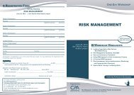Risk Management - The Malaysian Institute Of Certified Public ...