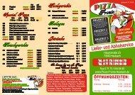 Pronto - Der neue Pizza Liefer - und Abholservice in Heubach und ...
