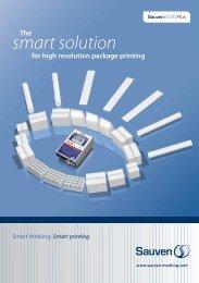 smart solution - Sauven Marking