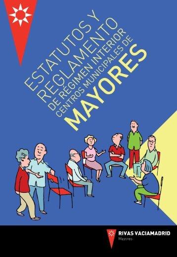 Estatutos Centros de mayores - Ayuntamiento Rivas Vaciamadrid