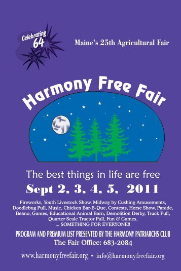 Download - Harmony Free Fair
