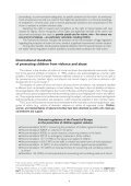 International Standards of Protecting Victims of Crime - Child Abuse ... - Page 4