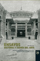 Una lectura a la Revista del Conservatorio - Instituto de ...