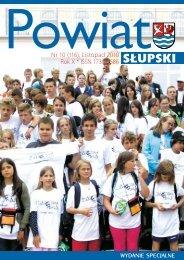 Biuletyn 116 - Wydanie specjalne - Okladka & Srodki - Powiat Słupski