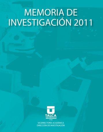 Descargar Documento PDF (1.92 Mb) - Dirección de Investigación ...