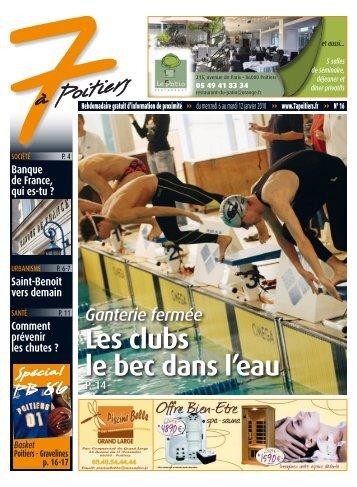 n° 16 voir ce numéro - 7 à Poitiers