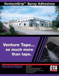 Download Catalog - Venture Tape