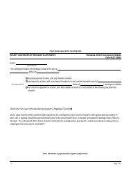 Minnesota Uniform Conveyancing Blanks Form 40.5.1