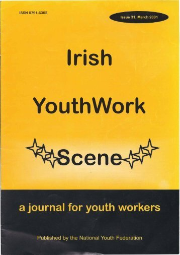 Issue 31: March 2001 - Youth Work Ireland