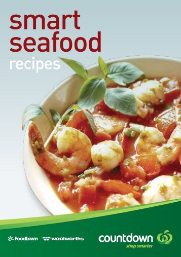 Smart Seafood Recipes from Countdown