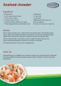Smart Seafood Recipes from Countdown - Page 4