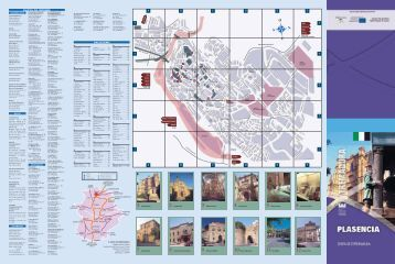 plano de plasencia - Cultura Extremadura