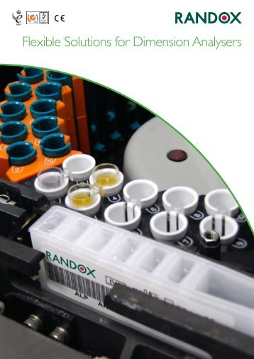 Flexible Solutions for Dimension Analysers - Randox Laboratories