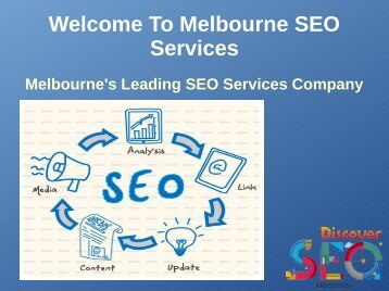 SEO Agency Melbourne | SEO Services | SEO Consultant
