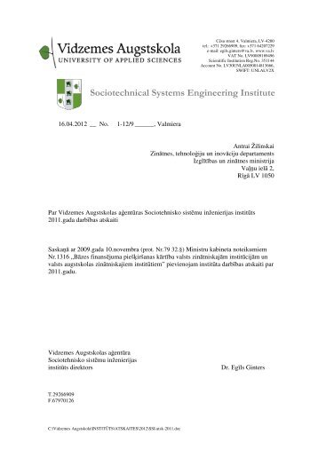 Sociotechnical Systems Engineering Institute