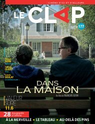 LA MAISON - Le Clap