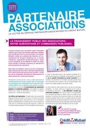 Le financement public des associations - Associathèque