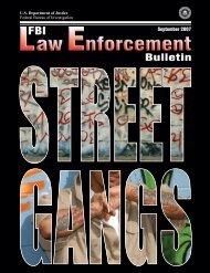 FBI Law Enforcement Bulletin - September 2007 - VALOR For Blue
