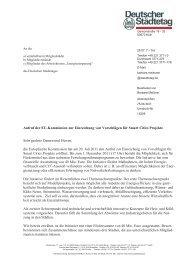 Aufruf der EU-Kommission zur Einreichung von ... - Europa Aktuell