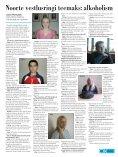 esimene number - Eesti Karskusliit AVE - Page 6