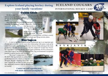 ICELAND COUGARS