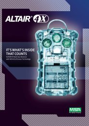 detector ALTAIR 4X