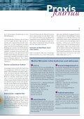 Ausgabe 15 / 2010 - Onkologische Schwerpunktpraxis Darmstadt - Seite 5