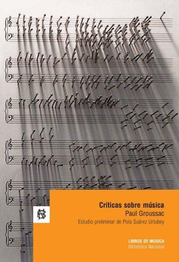 Críticas sobre música