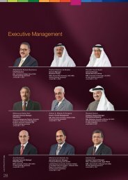 BBK Annual Report 2011 - Executive Management Information