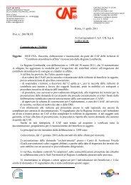 Roma, 11 aprile 2011 Prot. n.: 208/TR/FF Ai ... - uil varese