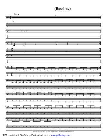 """Knights Of Cydonia"" (PDF) - Guitar Alliance"