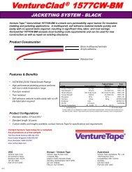 VentureClad® 1577CW-BM - Venture Tape