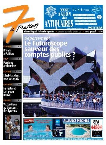n° 46 voir ce numéro - 7 à Poitiers